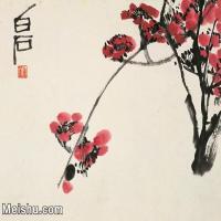 【打印級】JXD6192747近現代國畫齊白石作品小品圖片-24M-
