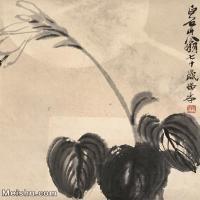 【打印级】JXD6193312近现代国画草木植物-齐白石全集图片-82M-