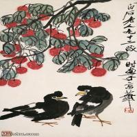 【欣赏级】JXD6192651近现代国画齐白石作品小品图片-15M-