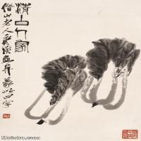 【打印级】JXD6193854近现代国画静物-齐白石全集图片-45M-