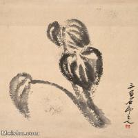 【打印级】JXD6193828近现代国画静物-齐白石全集图片-106M-