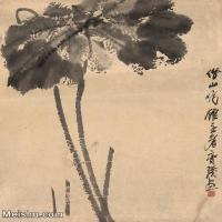 【打印级】JXD6193403近现代国画草木植物-齐白石全集图片-103M-