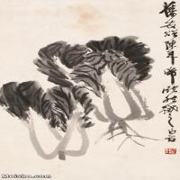 【打印级】JXD6193853近现代国画静物-齐白石全集图片-49M-