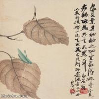 【欣赏级】JXD6192819近现代国画齐白石作品小品图片-22M-