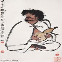 【欣赏级】JXD6192836近现代国画齐白石作品小品图片-17M-