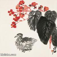 【欣赏级】JXD6192669近现代国画齐白石作品小品图片-7M-