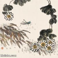 【欣赏级】JXD6192713近现代国画齐白石作品小品图片-4M-