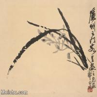 【打印级】JXD6193344近现代国画草木植物-齐白石全集图片-117M-