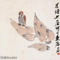 【打印级】JXD6192870近现代国画齐白石作品小品图片-25M-