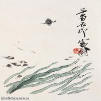 【欣赏级】JXD6192844近现代国画齐白石作品小品图片-19M-