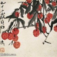 【打印级】JXD6192650近现代国画齐白石作品小品图片-32M-