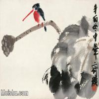 【欣赏级】JXD6192710近现代国画齐白石作品小品图片-5M