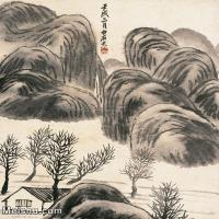 【欣赏级】JXD6192659近现代国画齐白石作品小品图片-8M-
