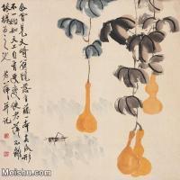 【打印级】JXD6192811近现代国画齐白石作品小品图片-26M-