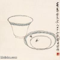 【打印级】JXD6193795近现代国画静物-齐白石全集图片-60M-