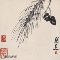 【打印级】JXD6192849近现代国画齐白石作品小品图片-18M-