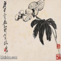 【打印级】JXD6192852近现代国画齐白石作品小品图片-18M-