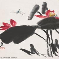 【欣赏级】JXD6192810近现代国画齐白石作品小品图片-15M-