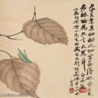 【打印級】JXD6192766近現代國畫齊白石作品小品圖片-62M-