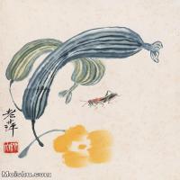 【欣赏级】JXD6192851近现代国画齐白石作品小品图片-23M-
