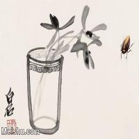 【欣赏级】JXD6192705近现代国画齐白石作品小品图片-8M-