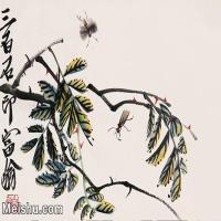 【欣赏级】JXD6192677近现代国画齐白石作品小品图片-8M-