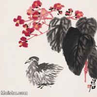【打印级】JXD6192817近现代国画齐白石作品小品图片-26M-