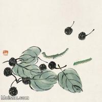 【欣赏级】JXD6192672近现代国画齐白石作品小品图片-7M-