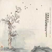 【欣赏级】JXD6192707近现代国画齐白石作品小品图片-5M-