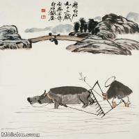 【欣赏级】JXD6192656近现代国画齐白石作品小品图片-23M-