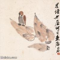 【打印级】JXD6192891近现代国画齐白石作品小品图片-25M-
