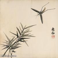【欣赏级】JXD6192655近现代国画齐白石作品小品图片-8M-