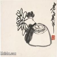 【打印级】JXD6193773近现代国画静物-齐白石全集图片-90M-
