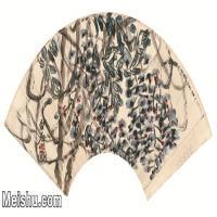【打印级】JXD6193414近现代国画草木植物-齐白石全集图片-80M-