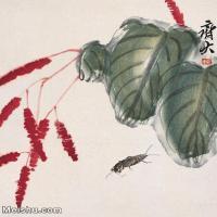 【打印级】JXD6192807近现代国画齐白石作品小品图片-24M-