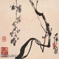 【打印級】JXD6192757近現代國畫齊白石作品小品圖片-26M-