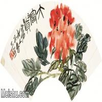 【打印级】JXD6192511近现代国画牡丹-齐白石国画水墨-63.5x30-20x55-大富贵-图片-61M-