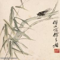 【打印级】JXD6192886近现代国画齐白石作品小品图片-48M-