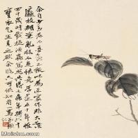 【欣赏级】JXD6192729近现代国画齐白石作品小品图片-10M-