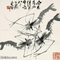 【欣赏级】JXD6192682近现代国画齐白石作品小品图片-7M-