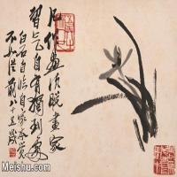 【打印級】JXD6192755近現代國畫齊白石作品小品圖片-26M-