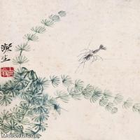 【欣赏级】JXD6192846近现代国画齐白石作品小品图片-23M-
