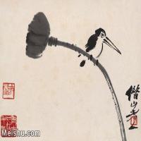 【打印级】JXD6192837近现代国画齐白石作品小品图片-18M-