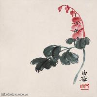 【欣赏级】JXD6192797近现代国画齐白石作品小品图片-19M-