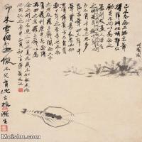 【打印級】JXD6192787近現代國畫齊白石作品小品圖片-27M-