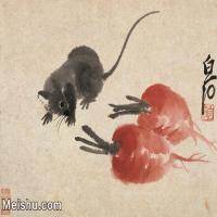 【欣赏级】JXD6192703近现代国画齐白石作品小品图片-5M-