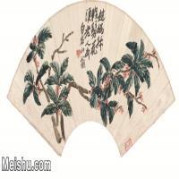 【打印级】JXD6193397近现代国画草木植物-齐白石全集图片-59M-