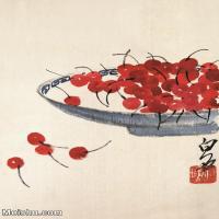 【欣赏级】JXD6192725近现代国画齐白石作品小品图片-10M-
