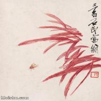 【欣赏级】JXD6192798近现代国画齐白石作品小品图片-23M-