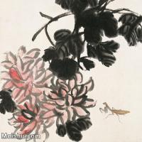 【欣赏级】JXD6192679近现代国画齐白石作品小品图片-7M-